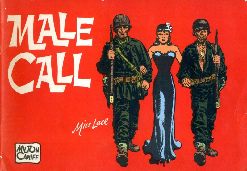 Milton Caniff – Male Call