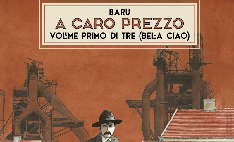 Oblomov porta in Italia la trilogia A Caro Prezzo di Baru
