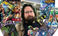 Monsters and Cosmogony: an interview with Al Ewing
