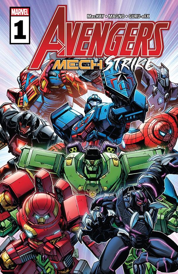 Avengers Mech Strike 1