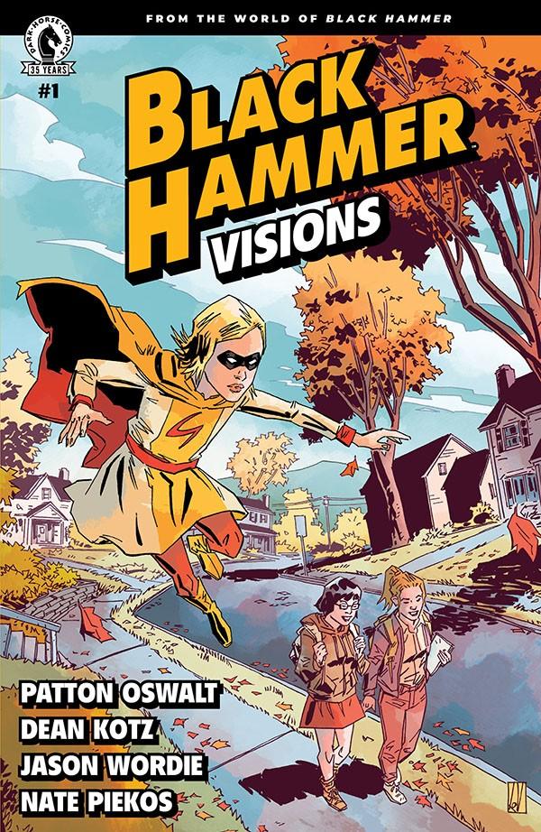 Black Hammer - Visions 1