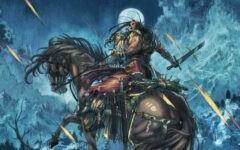 CONAN IL CIMMERO vol. 9 – GLI ACCOLITI DEL CERCHIO NERO (star comics, 2021) - IMG EVIDENZA