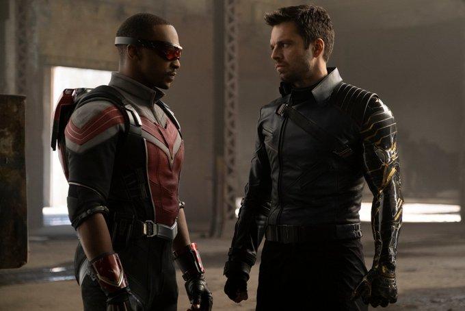 The Falcon and The Winter Soldier dal 19 marzo su Disney+