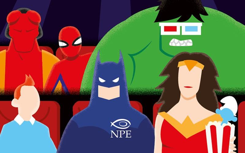 "Anteprima di ""Guida ai cinecomics"" di NPE"