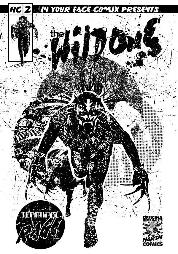 Harsh Comics #2 - The Wildone
