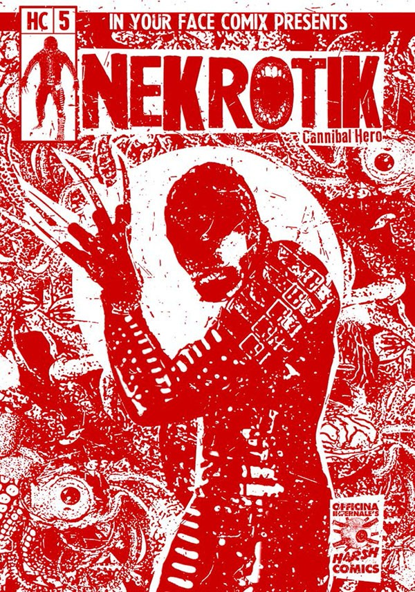 Harsh Comics #5 - Nekrotic