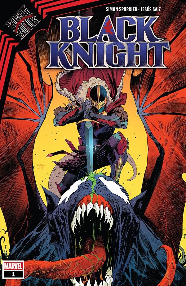 King In Black - Black Knight