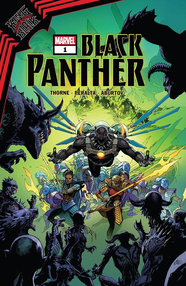 King In Black - Black Panther