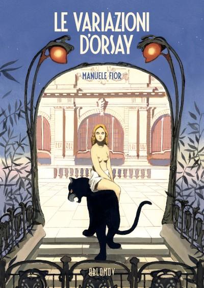 Le variazioni d'Orsay copertina2