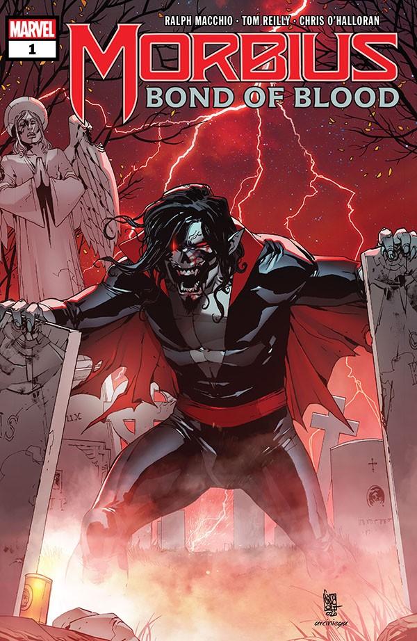 Morbius - Bond Of Blood 1