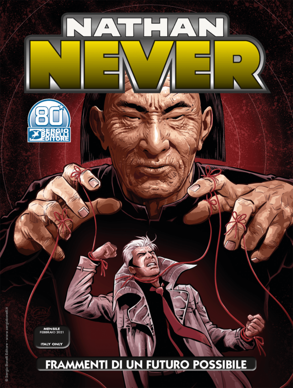 Nathan Never 357_cover