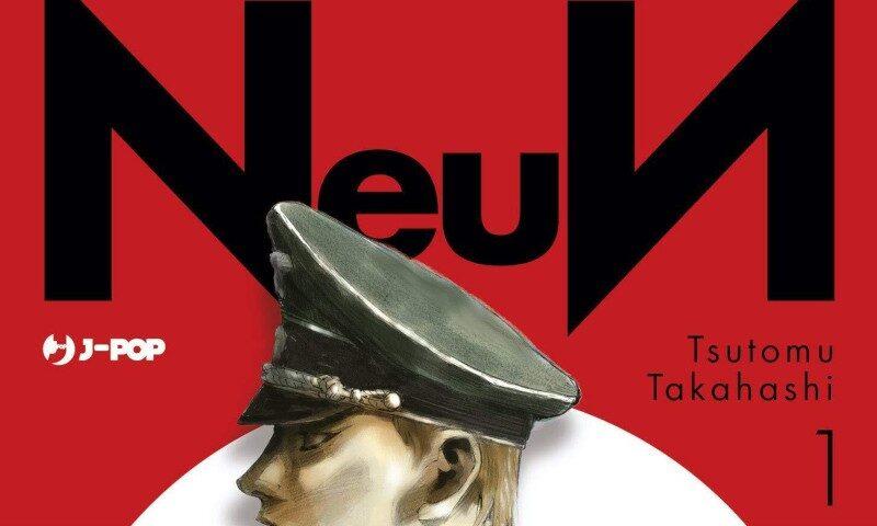 J-Pop pubblica NeueN, manga storico di Tsutomu Takahashi
