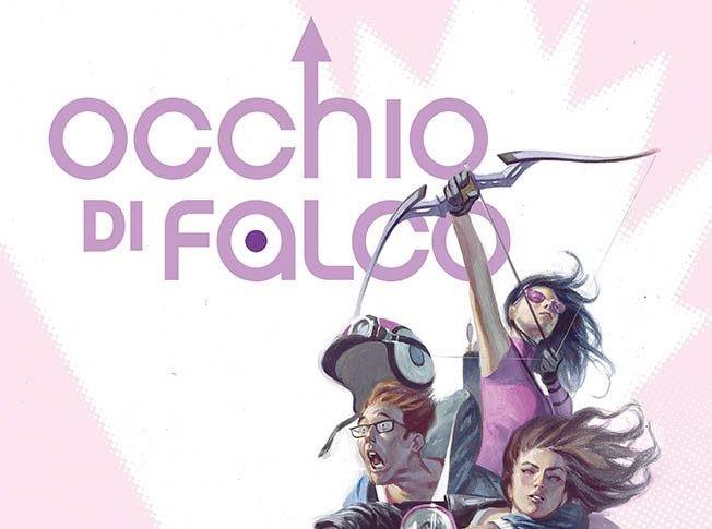 Occhio di Falco: Kate Bishop (Thompson, Walsh, Romero, Bellaire)