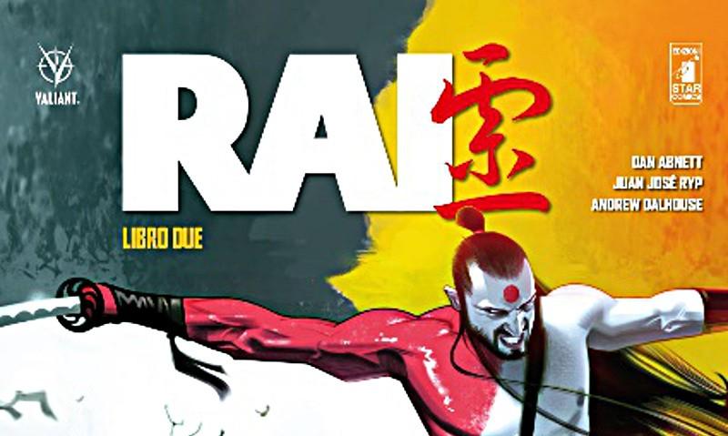Fumetti Star Comics: in uscita Rai (2020) vol. 2