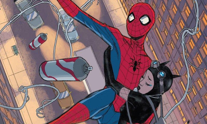 Le avventure del figlio di Spider-Man