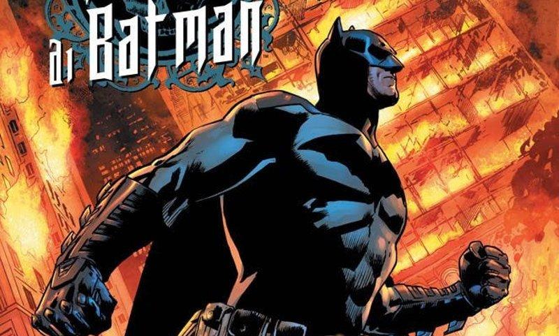"""La conclusione di """"La tomba di Batman"""""""
