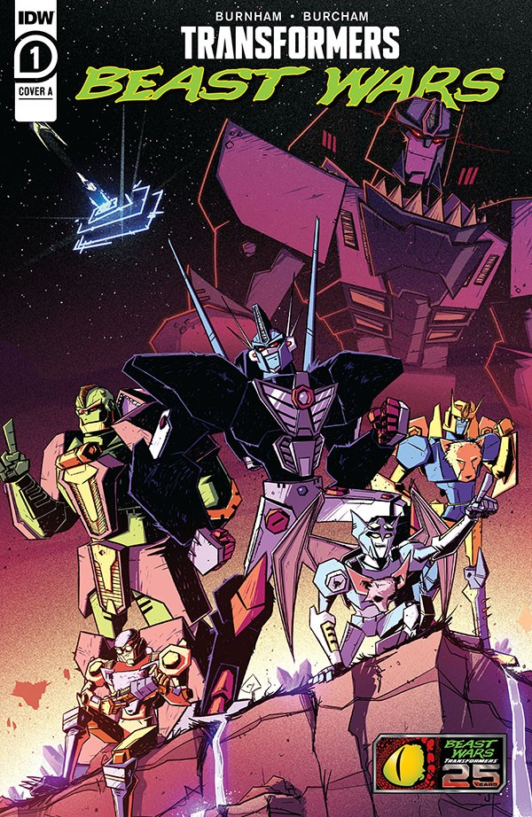 Transformers - Beast Wars 1