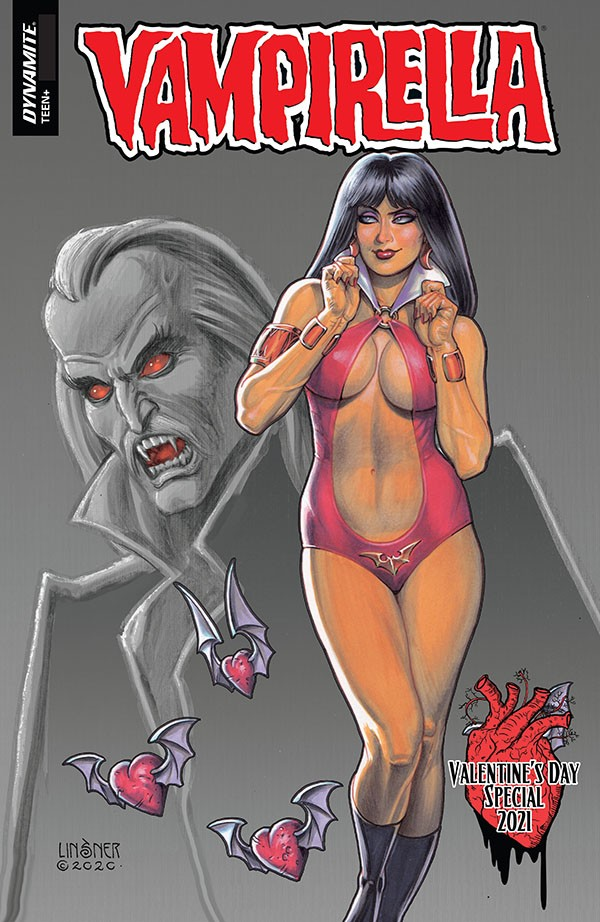 Vampirella Valentine's Special
