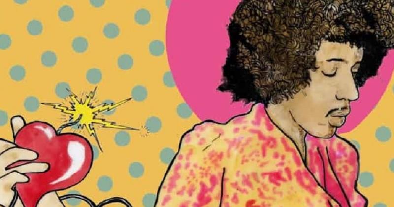 Matteo Guarnaccia Experience: Hendrix rivive nei comix