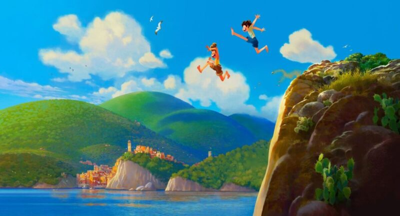Luca: il primo trailer del film Disney diretto da Enrico Casarosa