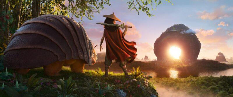 Raya e l'Ultimo Drago al cinema a marzo e su Disney+ dal 5 marzo
