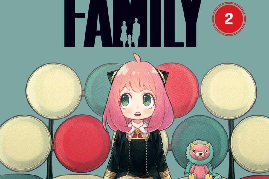 Spy x Family #2 (Tatsuya Endo)