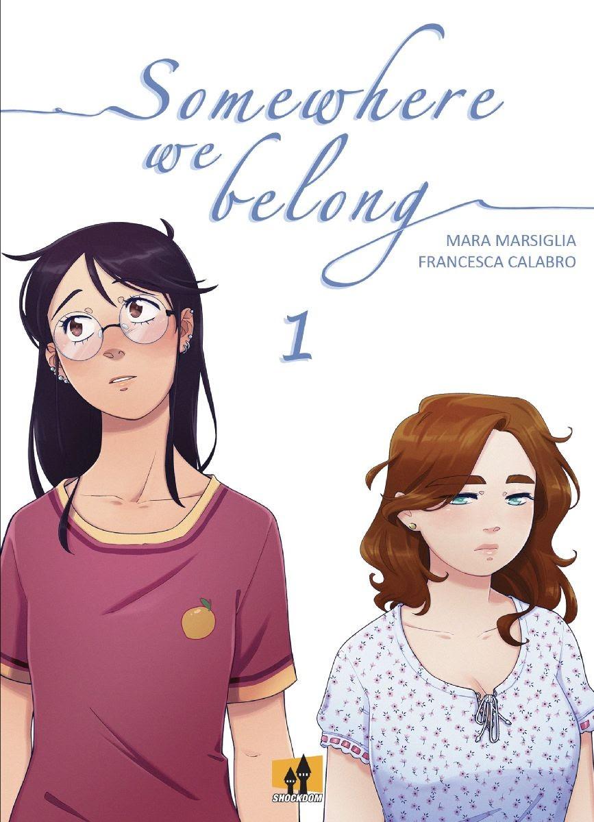 """Shockdom: """"Somewhere We Belong"""" è il nuovo fumetto della collana Kasaobake"""