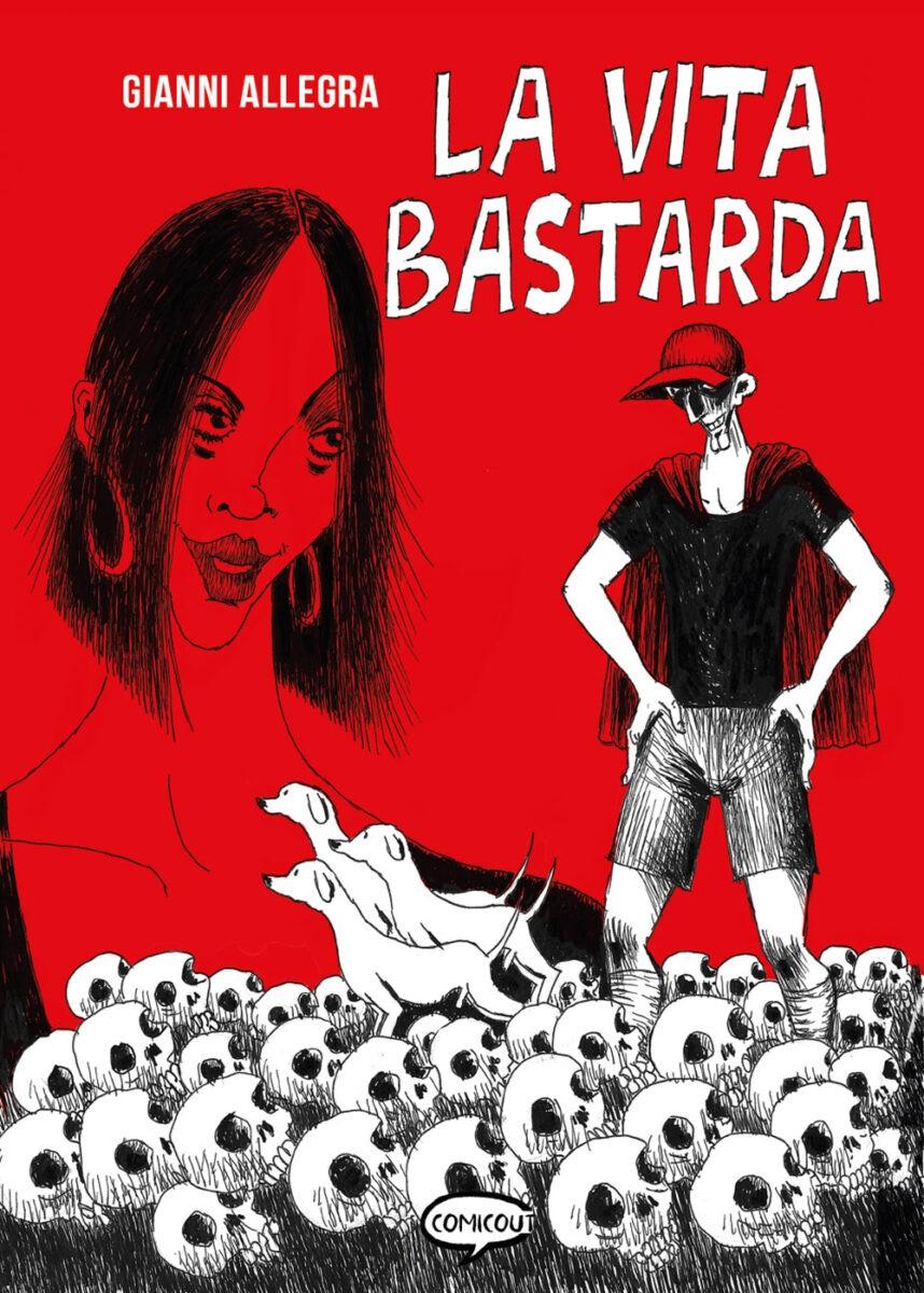 """""""La vita bastarda"""": una nuova graphic novel per Minkiaman, l'eroe creato da Gianni Allegra"""