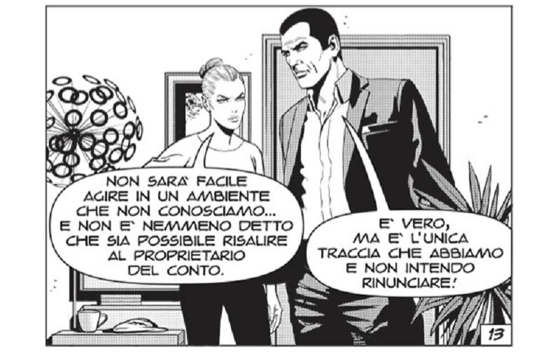 Diabolik anno LX #3 – Tre detective (AA.VV.)