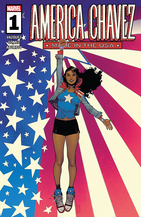 America Chavez - Made In The USA 1