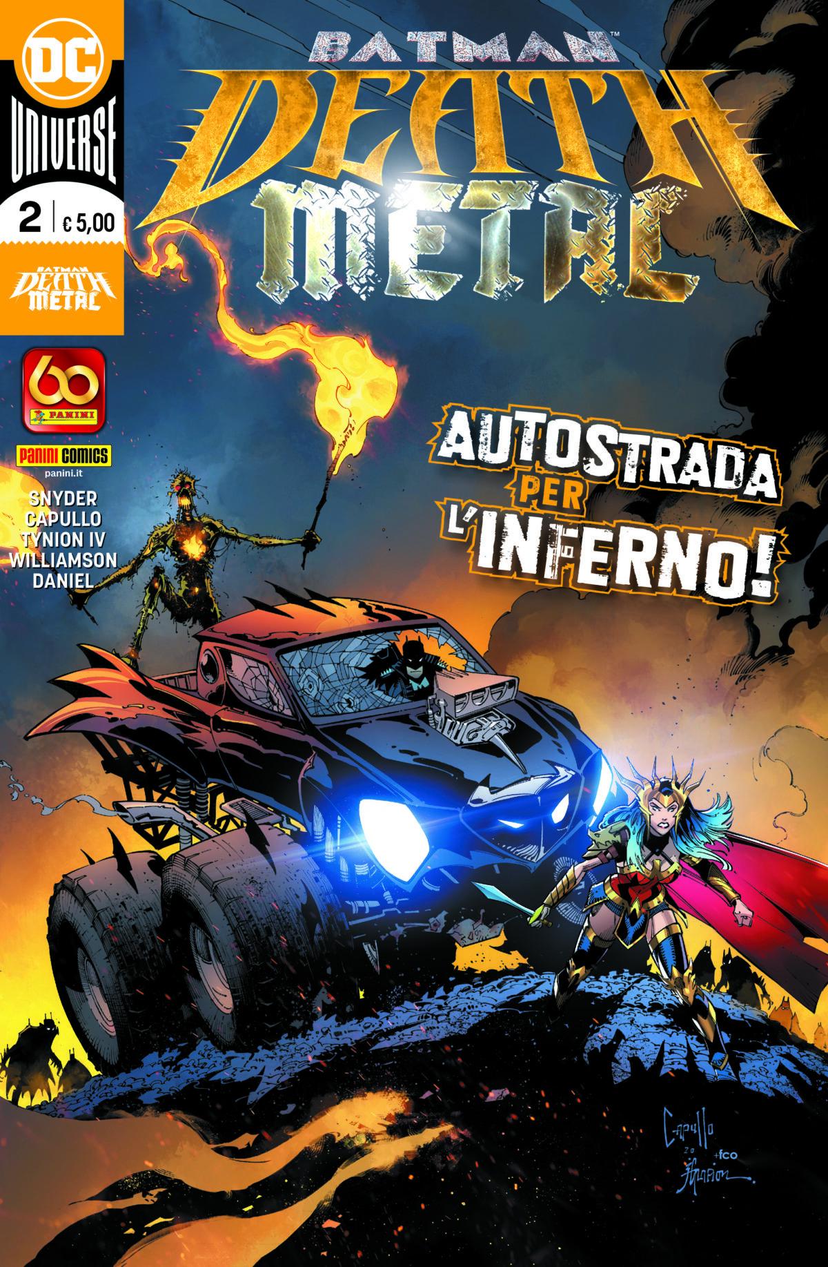 Batman Death Metal 2
