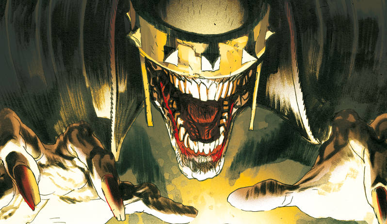Fumetti Panini Comics: domani esce Batman – Death Metal