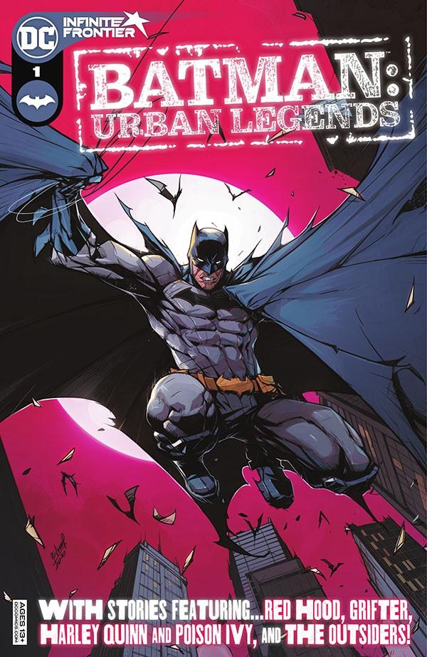 Batman - Urban Legends 1