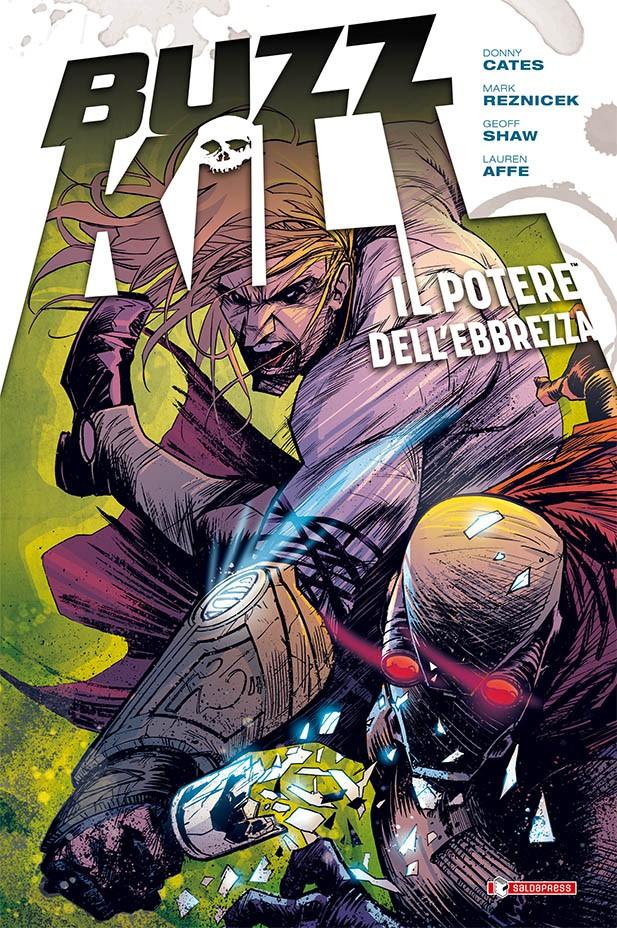 """""""Buzzkill"""" è la nuova graphic novel di Donny Cates"""