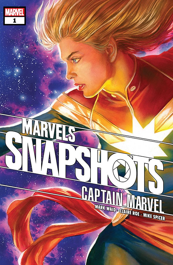 Captain Marvel - Marvels Snapshots