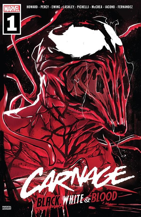 Carnage Black White & Blood