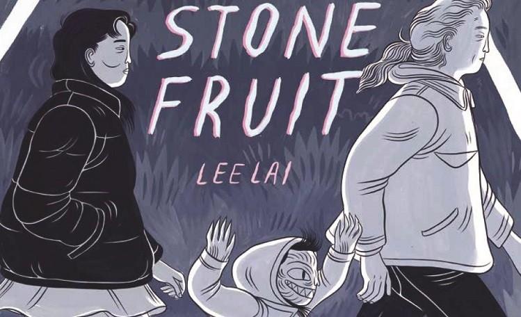 """E' uscito """"Stone Fruit"""", la graphic novel d'esordio di Lee Lai"""