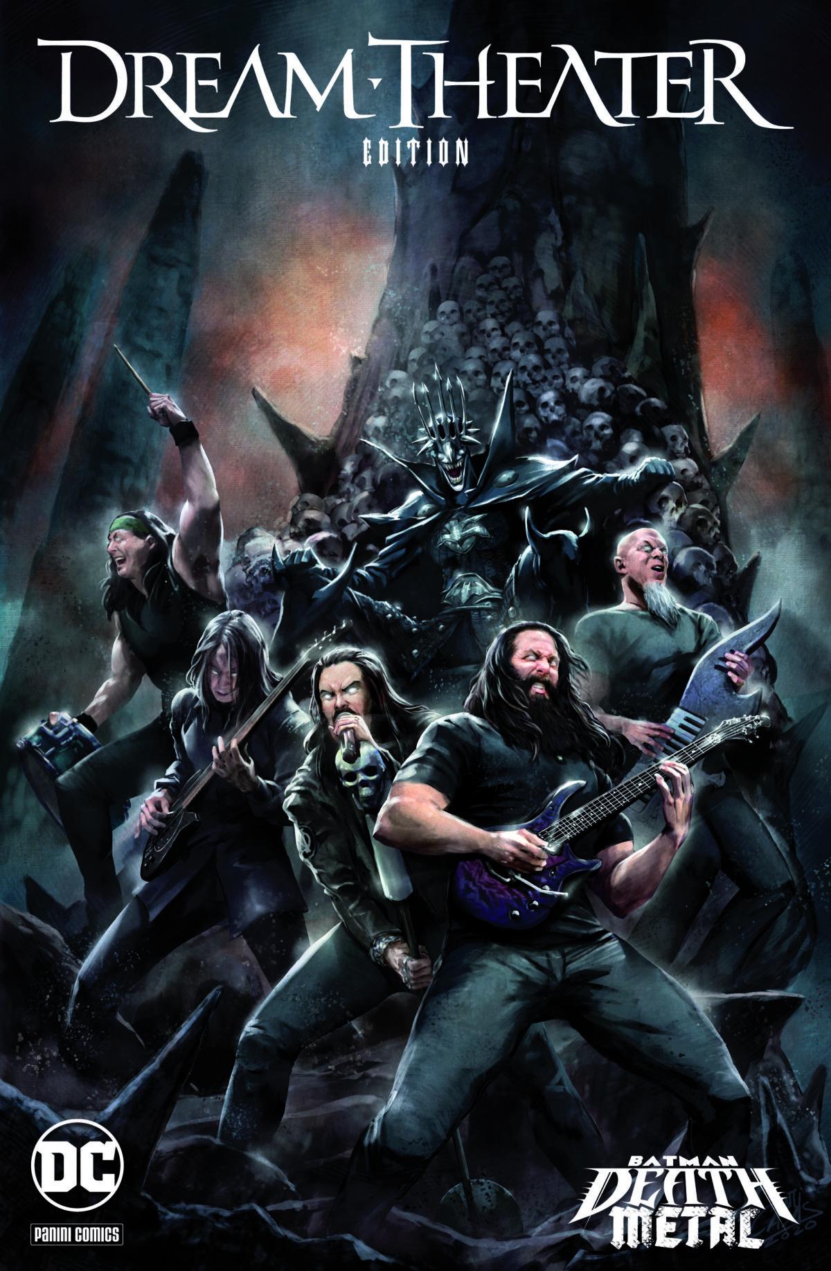 Cover_Dream Theater