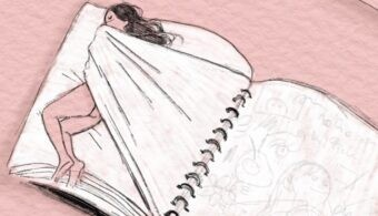DI-LETTO, illustrazione per Lo Spazio Bianco j