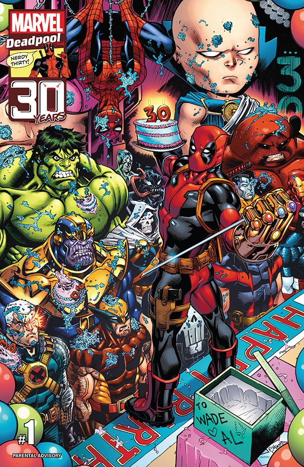 Deadpool Nerdy 30 1