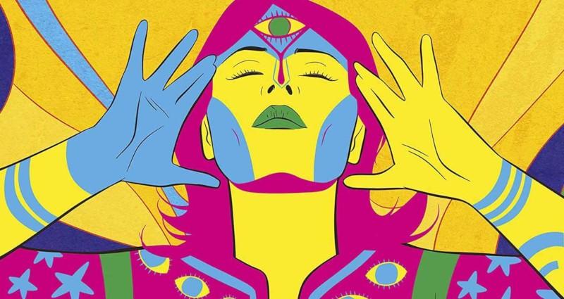 La fabbrica onirica del suono: l'omaggio psichedelico di Algozzino