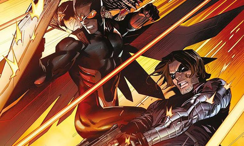 Fumetti Panini Comics: Falcon & Winter Soldier