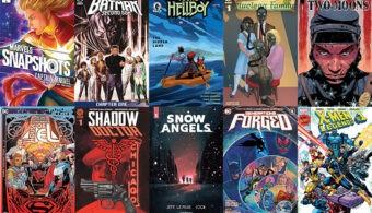 First Issue #79: giovani demoni, famiglie nucleari e prossimi Batman