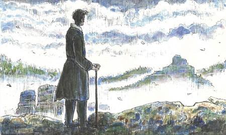 Lo sguardo di Friedrich secondo Vilella: la pittura come viaggio trascendentale