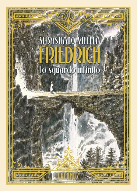 Friedrich - copertina