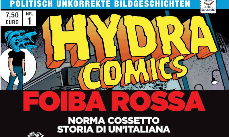 Tra Italia e Germania: l'ombra lunga dell'estrema destra sul fumetto