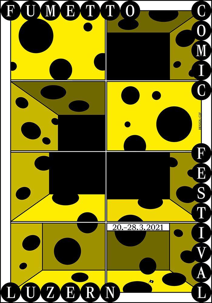 Fumetto-2021-poster