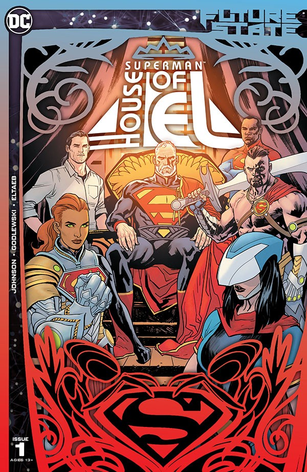 Future State (2021-) - Superman - House of El 1