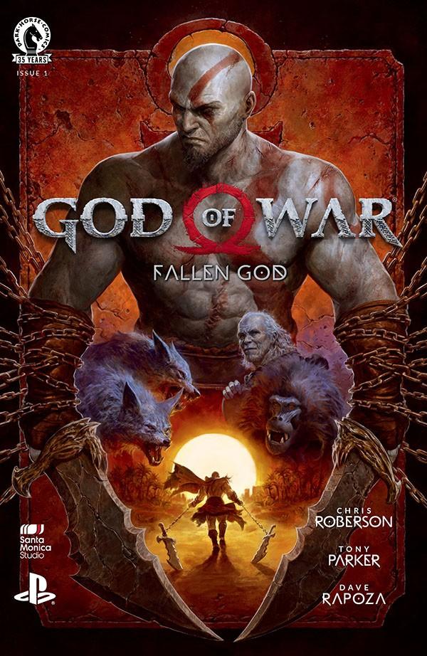 God of War - Fallen God 1