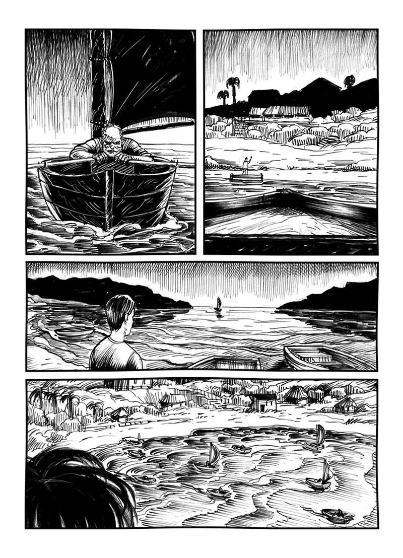 Il vecchio e il mare – ed. brossurata_2